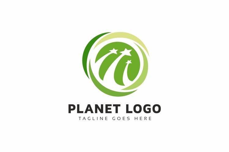 Planet Logo example image 1