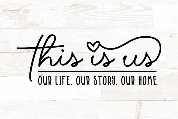 This is Us - family quotes sign example image 1
