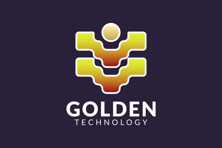 Golden Technology Logo example image 1