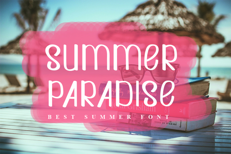 Summer Paradise example image 1