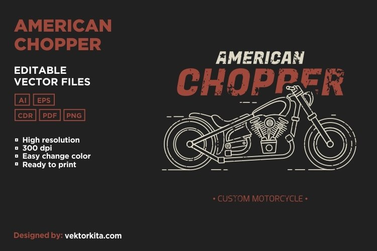 American Chopper example image 1