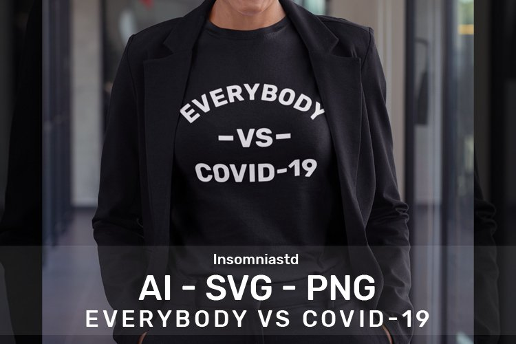 Everybody Vs Covid-19 example image 1