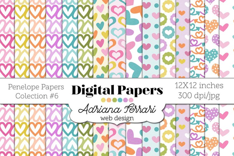 Penelope Papers Colection 6