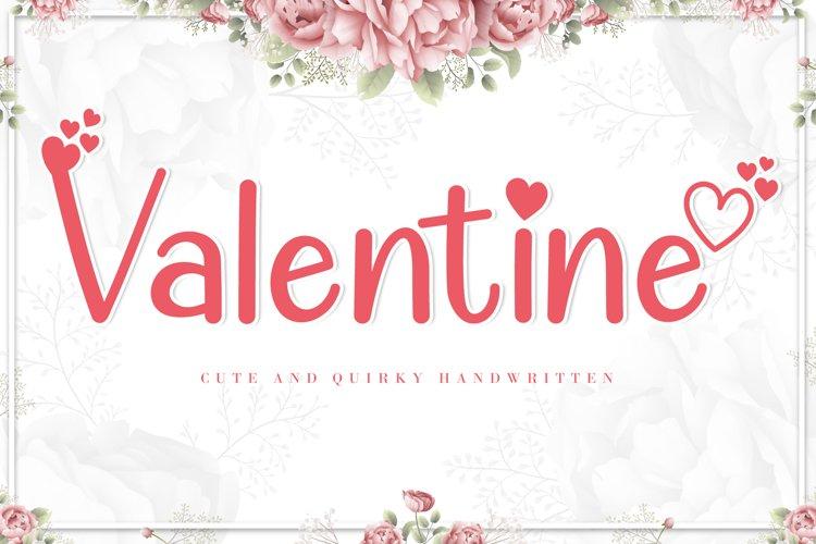 Valentine Cute example image 1
