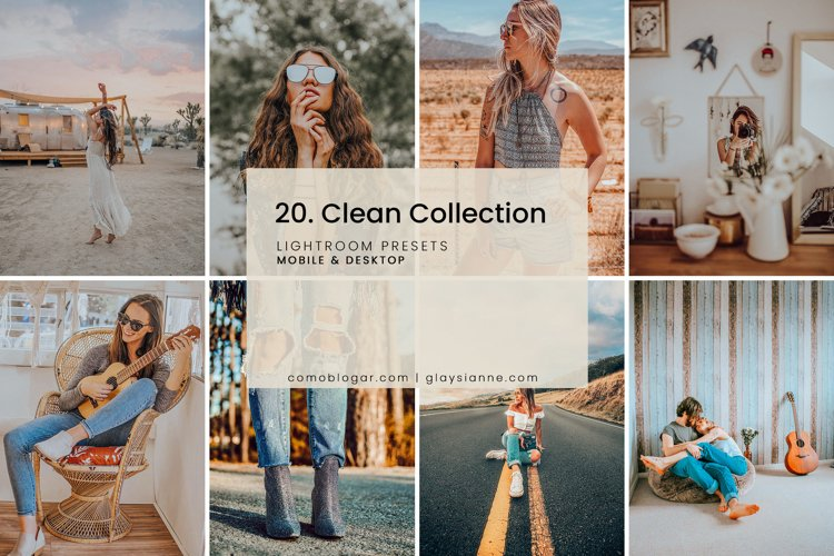 20. Clean Collection example image 1