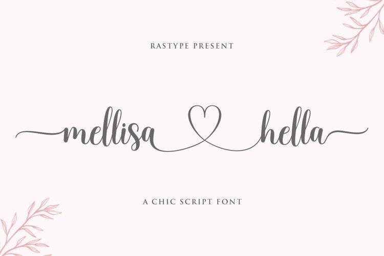 Mellisa Hella example image 1