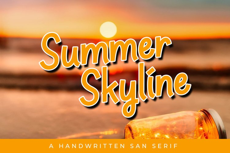Summer Skyline