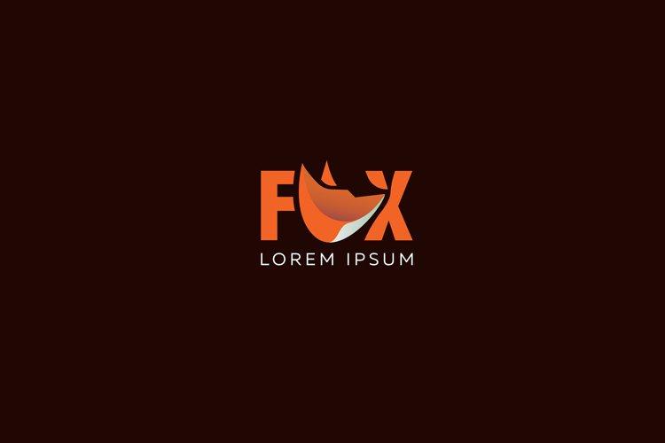 Fox creative logo