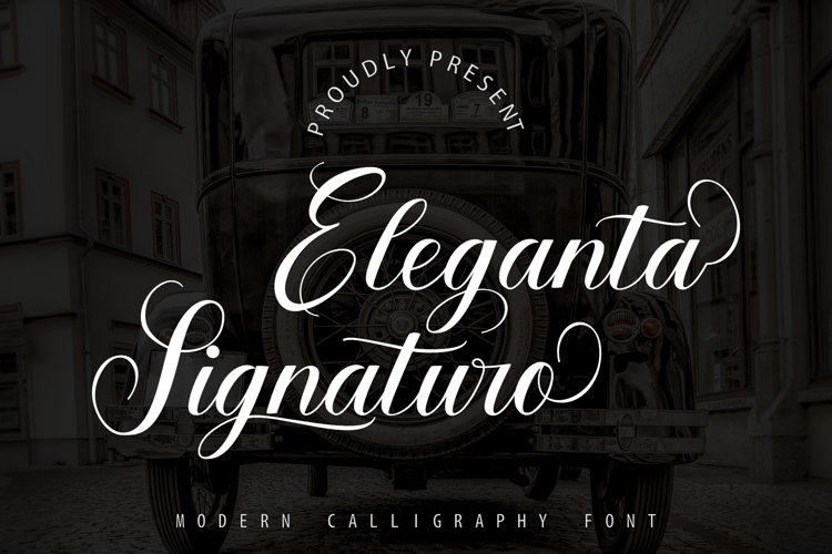 Eleganta Signaturo example image 1