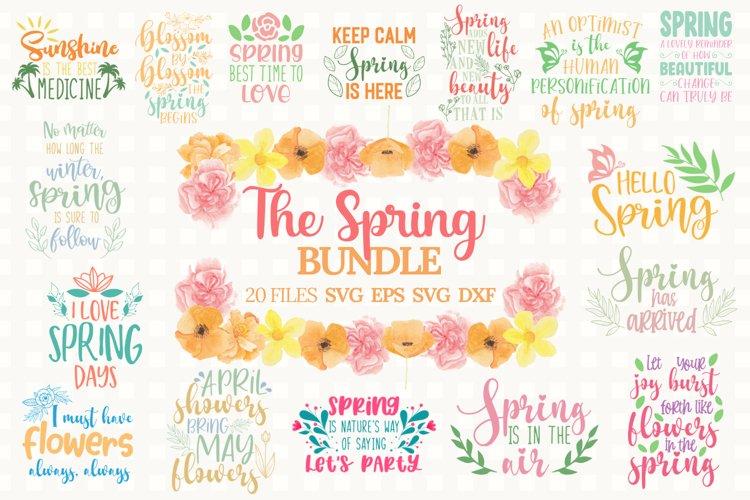 The Spring Bundle