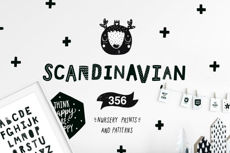 Scandinavian - Nursery prints