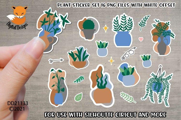 Plant Lover Sticker Bundle