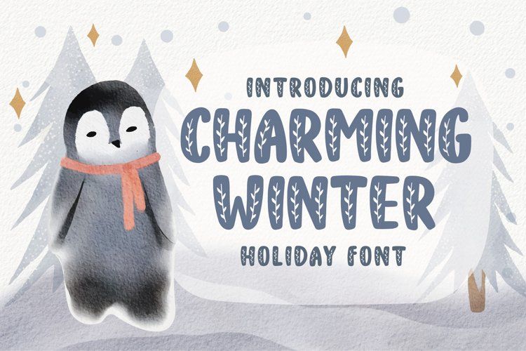 Charming Winter example image 1
