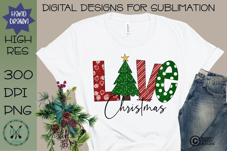 Designs for Sublimation Christmas Holiday Sublimation PNG example image 1