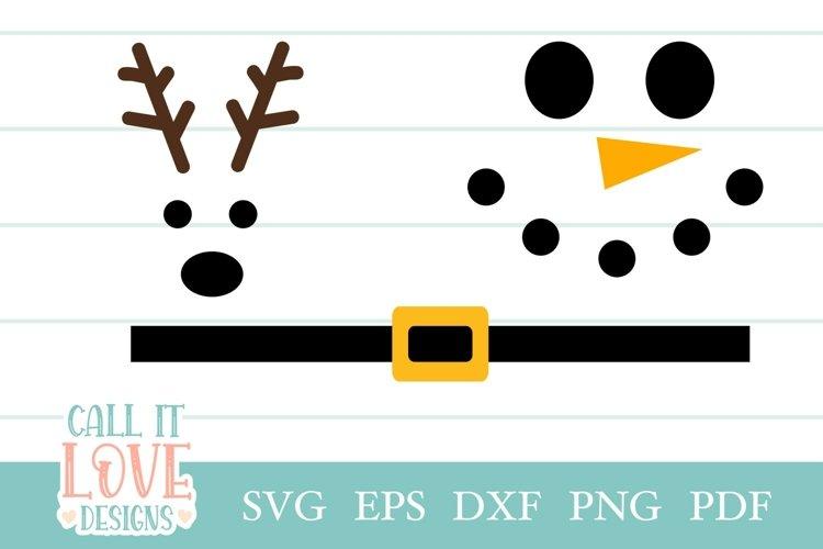 Christmas Ornament Clipart svg Bundle, Christmas svg