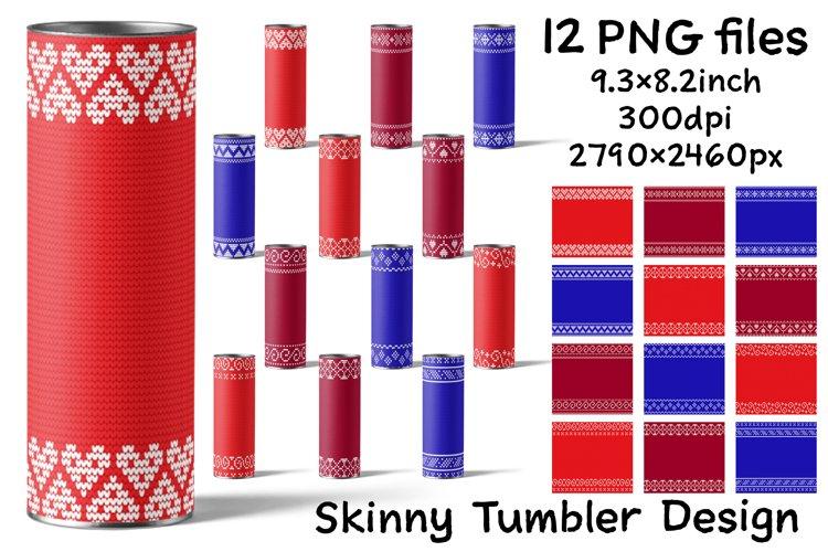 Christmas Skinny Tumbler. Christmas Tumbler Sublimation