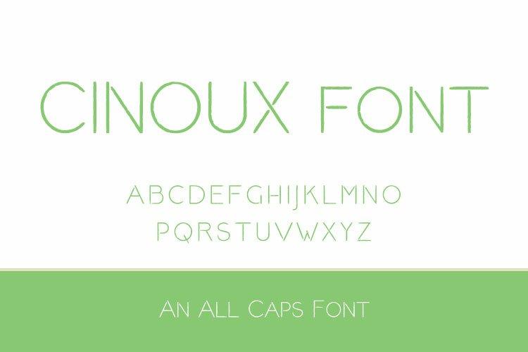 Cinoux example image 1