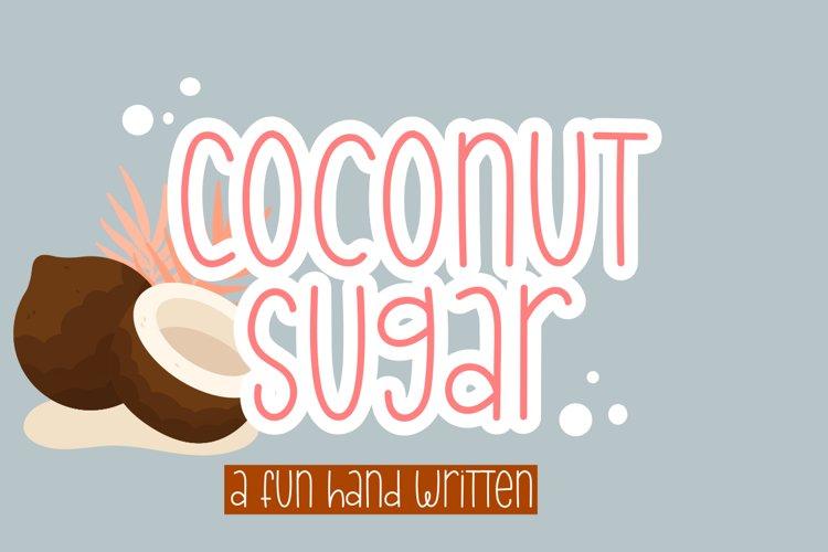 Coconut Sugar example image 1