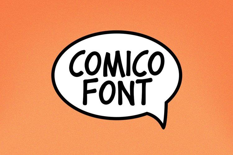 Comico Dialogue example image 1