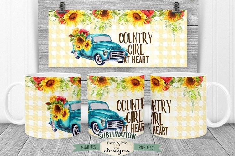 2021 Design PNG Commercial Use- Pinup chick Country Cowgirl Mumma Mug- Sublimation Designs Downloads wrap around mug 11oz  Design