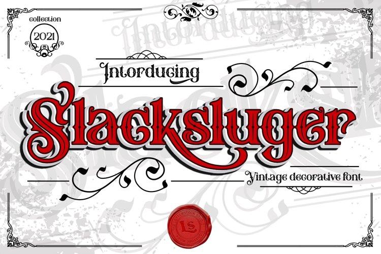 Slacksluger example image 1
