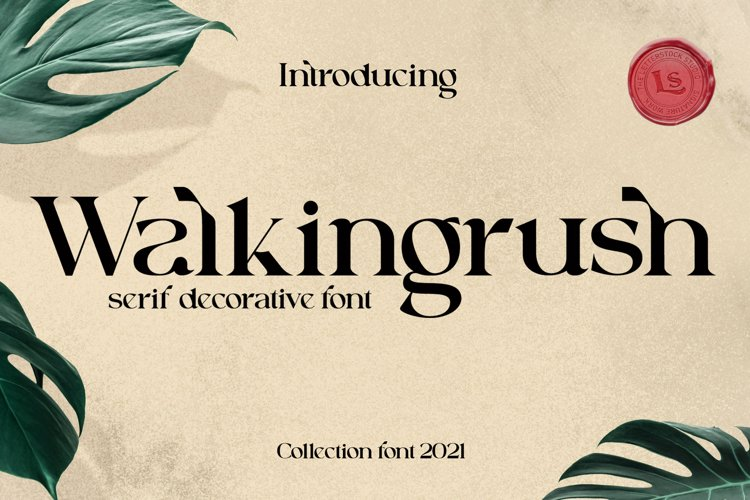Walkingrush example image 1