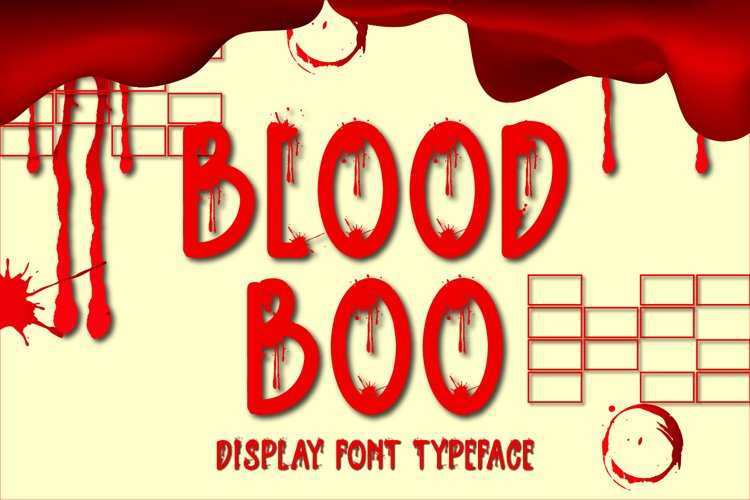 Blood Boo example image 1