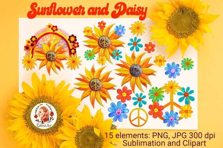 Sunflower Bundle. Sunflower. Sunflower Sublimation.