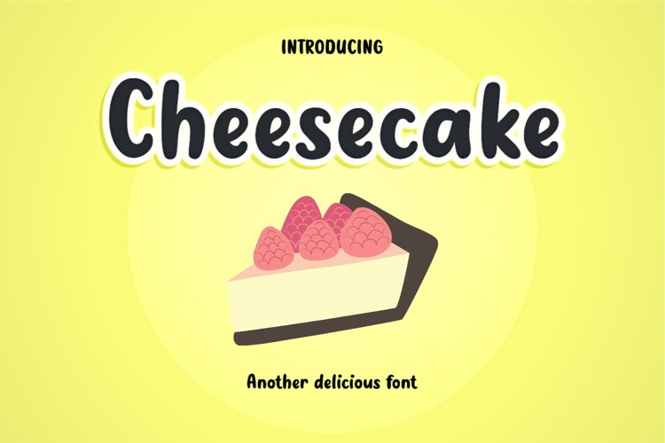 Cheesecake example image 1