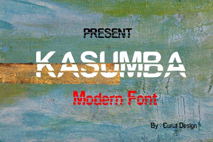 Kasumba example image 1