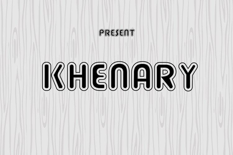 KHENARY example image 1