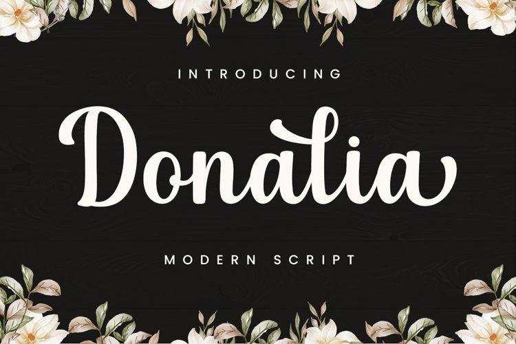 Donalia example image 1