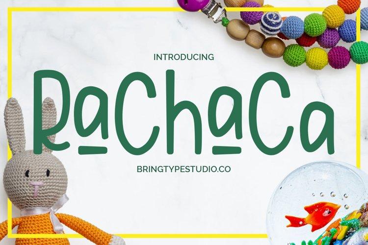 Rachaca example image 1