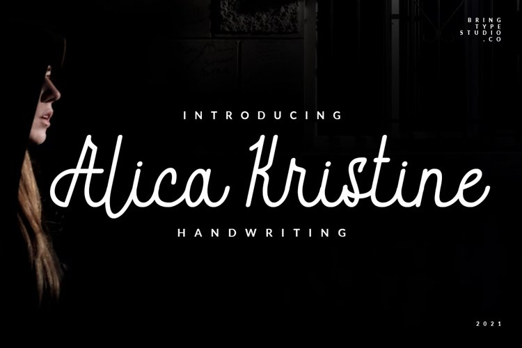 Alica Kristine | Monoline example image 1
