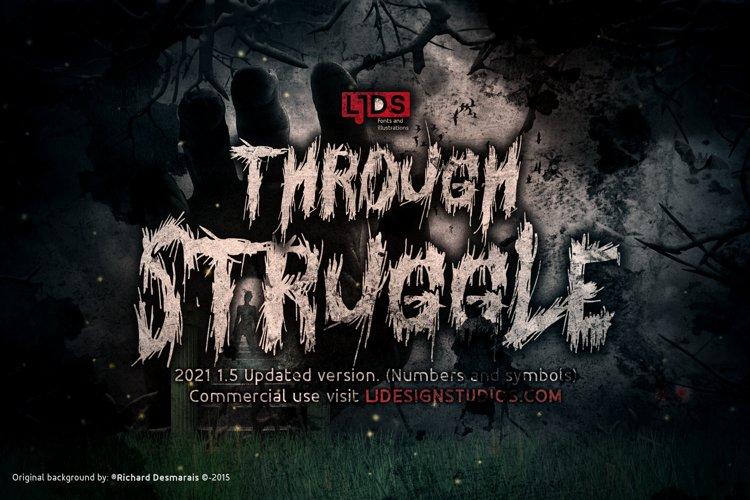 Through Struggle example image 1
