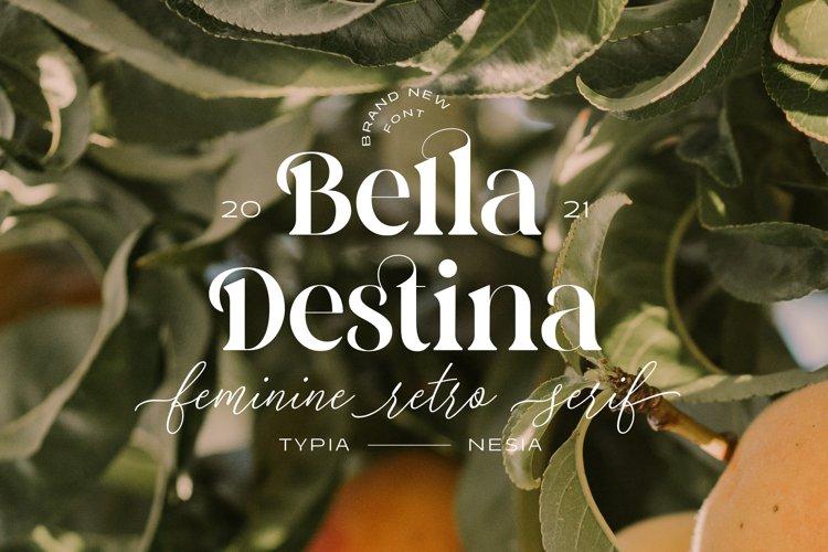 Bella Destina example image 1