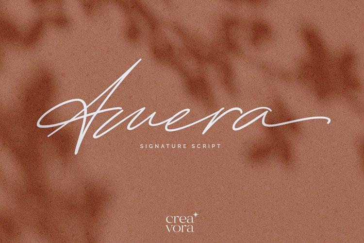 Amera - Special Signature Script example image 1