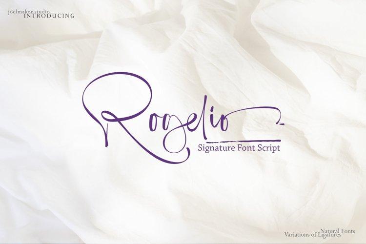 Rogelio Script example image 1