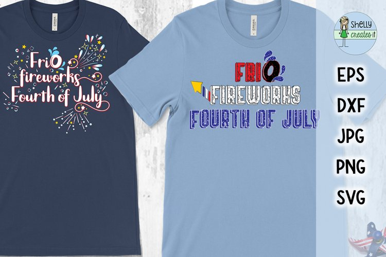 4th of July Independence Day shirt design
