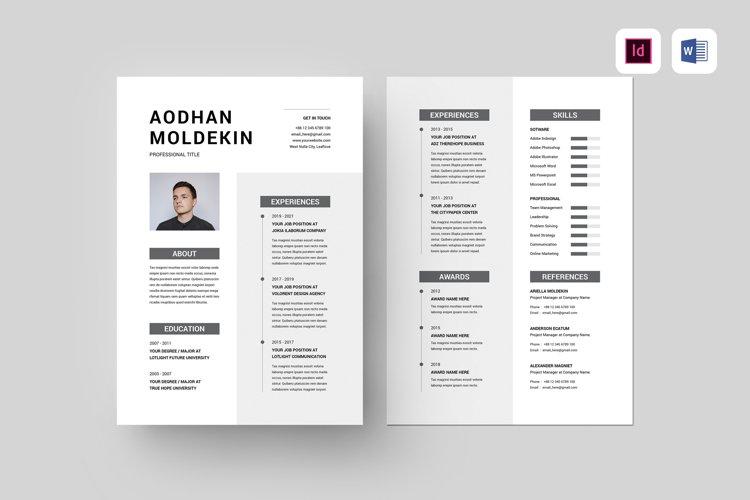 Resume | MS Word & Indesign
