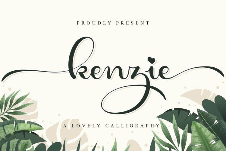 Kenzie example image 1