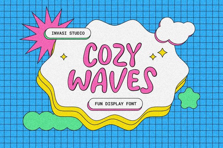 Cozy Waves | Fun Display example image 1