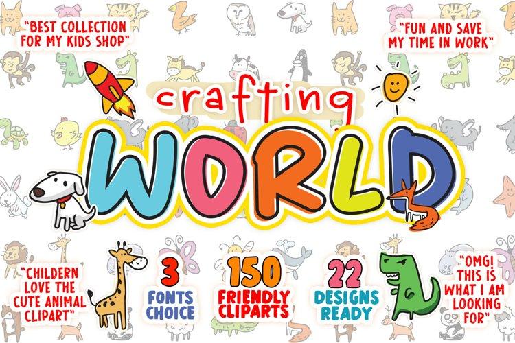 Crafting World example image 1