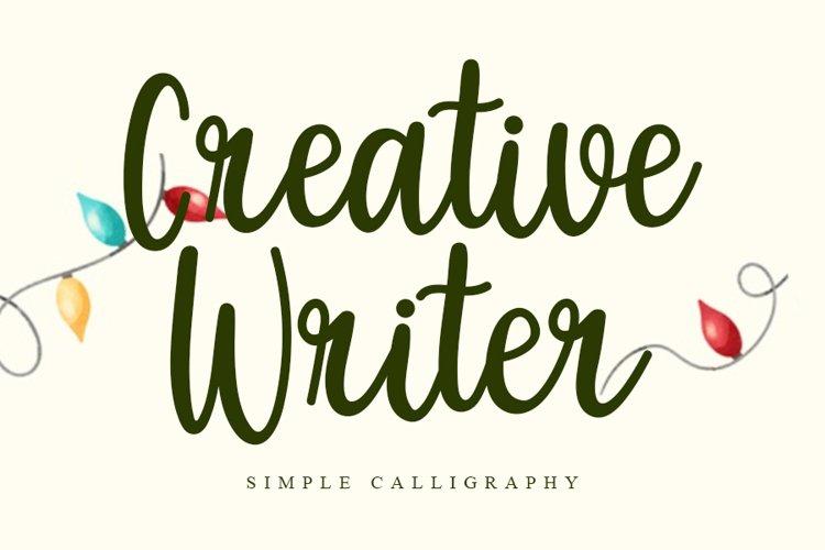 Creative Winter example image 1