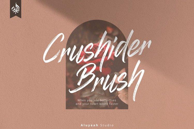Crushider Brush example image 1