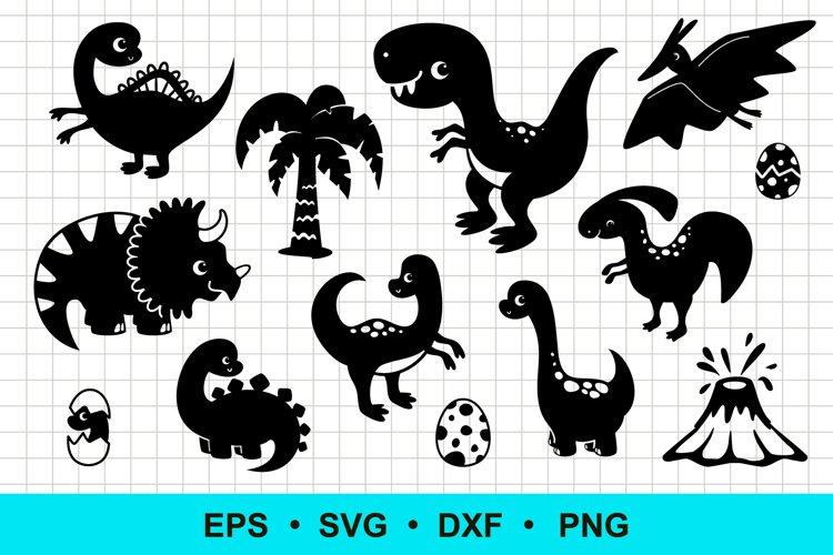 Dinosaur Vector Clip Art