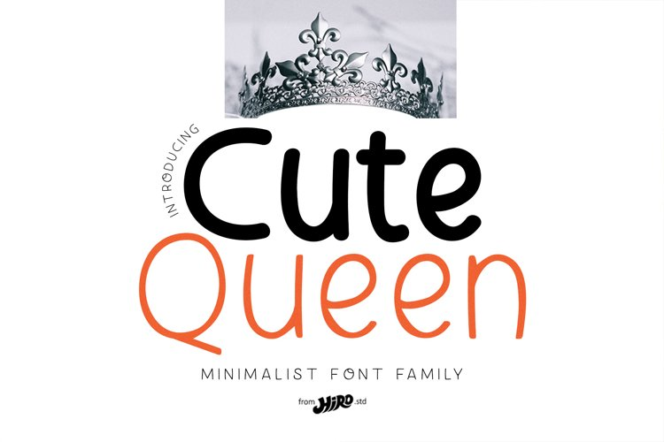 Cute Queen example image 1