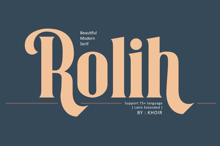 Rolih example image 1