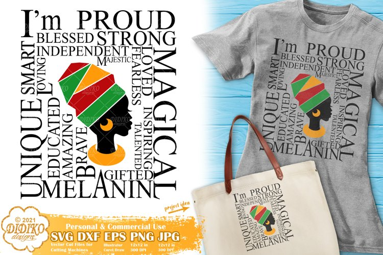 Black Women Quotes, Black Girl Magic Svg, Afro Women Svg Png