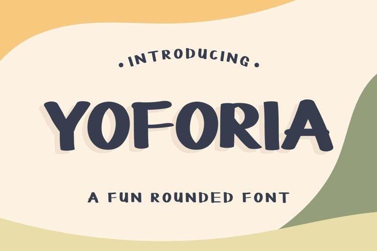 YOFORIA example image 1